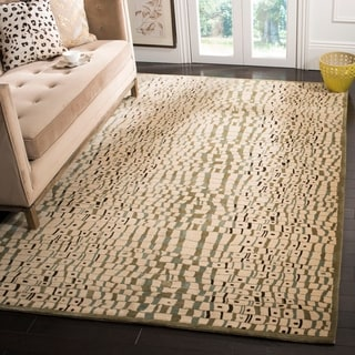 Safavieh Couture Hand-knotted Sahire Silk/ Wool Rug