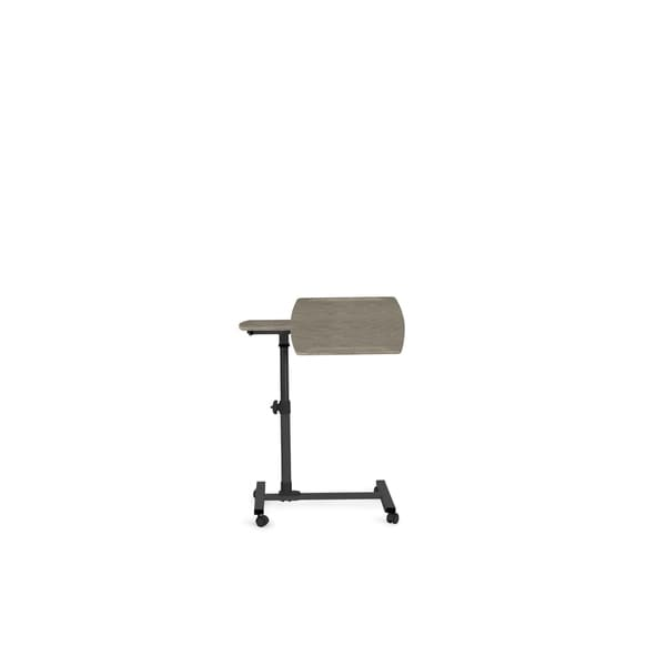 Adjustable Grey 16 Inch Reading Table