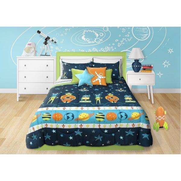 Space 3-piece Comforter Set