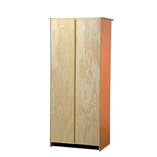 32-Combo Wardrobe/Armoire/Chest by Palace Imports, Honey Pine - 31.5w x 72h x 20 3/4d