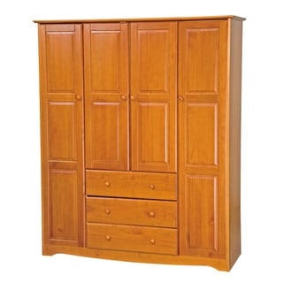 Buy Armoires & Wardrobe Closets Online at Overstock   Our ...