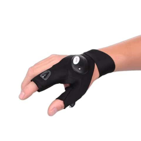 Tactical LED Glove