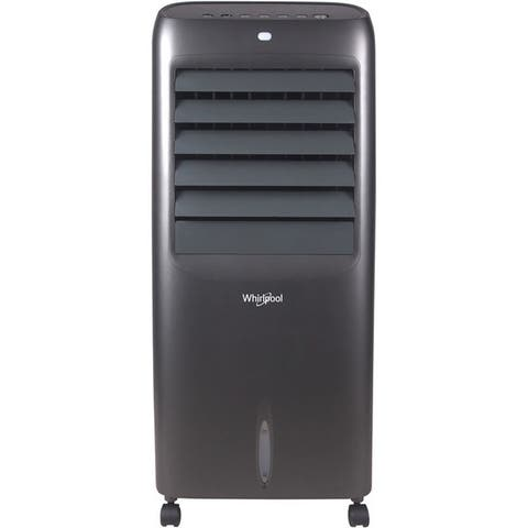 Whirlpool 214 CFM Indoor Evaporative Air Cooler in Titanium