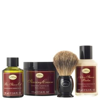 The Art of Shaving 4 Elements Kit Full Size Sandalwood