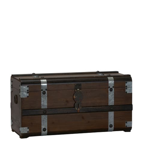 Steel Band Trunk, Large