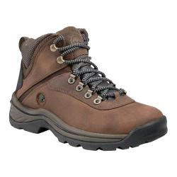 Women's Timberland White Ledge Waterproof Mid Brown