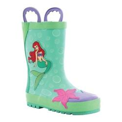 Girls' Western Chief Ariel Rain Boot Aqua
