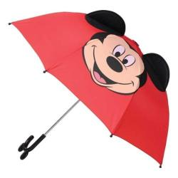 Children's Western Chief Mickey Mouse Umbrella Red
