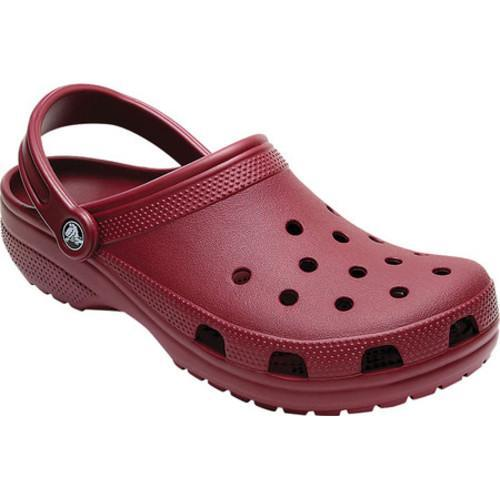 ab4d86781305 Shop Crocs Classic Clog Garnet - Free Shipping On Orders Over  45 -  Overstock - 17682416