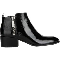 Women's Kenneth Cole New York Addy Bootie Black Patent Leather - Thumbnail 0