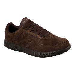 Men's Skechers On the GO Glide Enrich Sneaker Chocolate