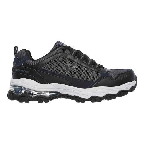 Men's Skechers After Burn M Fit Air Training Shoe Navy/Black - Thumbnail 1