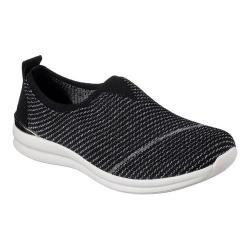 Women's Skechers BOBS Phresher Home Stretch Slip-On Sneaker Black