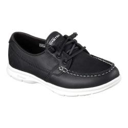 Women's Skechers GO STEP Modish Boat Shoe Black