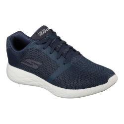 Men's Skechers GOrun 600 Refine Running Shoe Navy