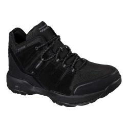 Men's Skechers GOwalk Outdoors 2 High Top Walking Shoe Black