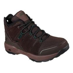 Men's Skechers GOwalk Outdoors 2 High Top Walking Shoe Chocolate