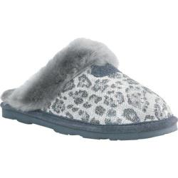 Women's Bearpaw Loki II Slipper Silver