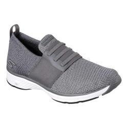Men's Skechers GOwalk Sport Grant Walking Shoe Charcoal