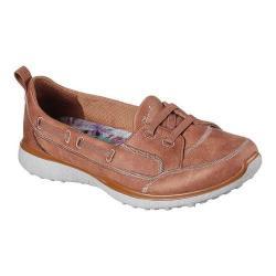 Women's Skechers Microburst Dearest Sneaker Chestnut