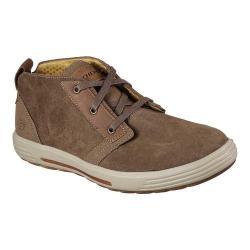 Men's Skechers Porter Malego Mid Top Sneaker Beige