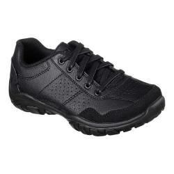 Boys' Skechers Relaxed Fit Grambler II Sneaker Black/Black