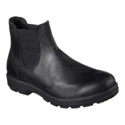 Men's Skechers Relaxed Fit Molton Gaveno Chelsea Boot Black (More options available)
