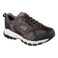 Men's Skechers Relaxed Fit Outland 2.0 Trail Shoe Brown/Black