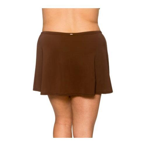 330aef55caf Shop Women's Curve by Sunsets Layla Swim Skirt Java - Free Shipping ...
