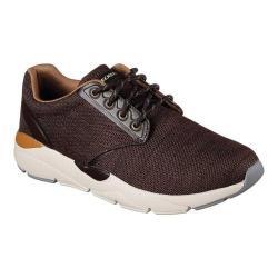 Men's Skechers Relaxed Fit Recent Merven Sneaker Chocolate