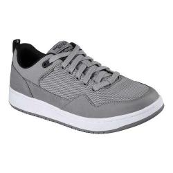 Men's Skechers Relaxed Fit Tedder Sneaker Gray