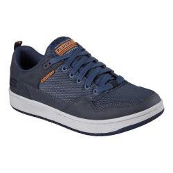 Men's Skechers Relaxed Fit Tedder Sneaker Navy