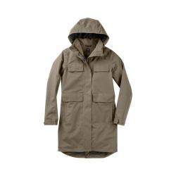 Women's Nau Quintessentshell Trench Coat Vetiver