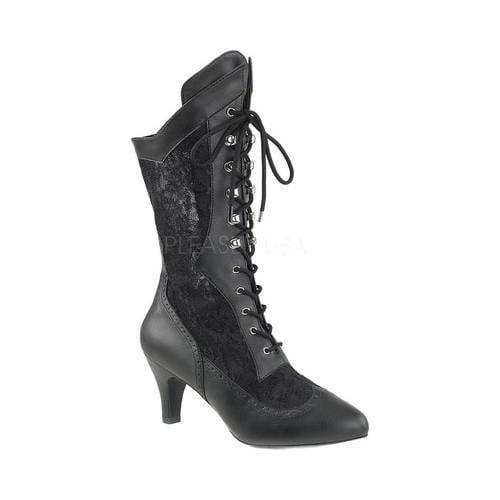 Pleaser Pink Label Divine 1050 Lace-Up Boot (Women's) AVHvT
