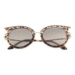 SWG Designer Winged Tip Sunglasses SWGSSC8020 Brown