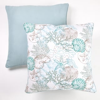 Panama Jack Sea Collection 24 inch Cotton Decorative Pillow Set of 2