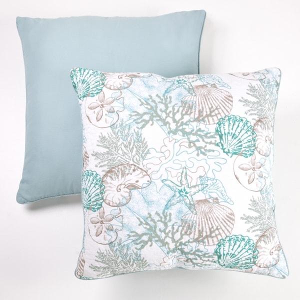 Shop Panama Jack Sea Collection 40 Inch Cotton Decorative Pillow Set Enchanting 24 Inch Decorative Pillows