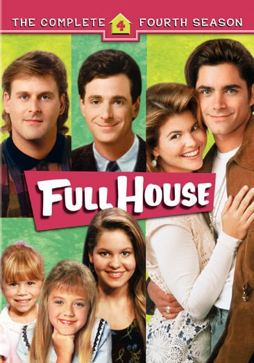 Full House: The Complete Fourth Season (DVD) - Thumbnail 0