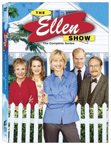 The Ellen Show - The Complete Series (DVD)