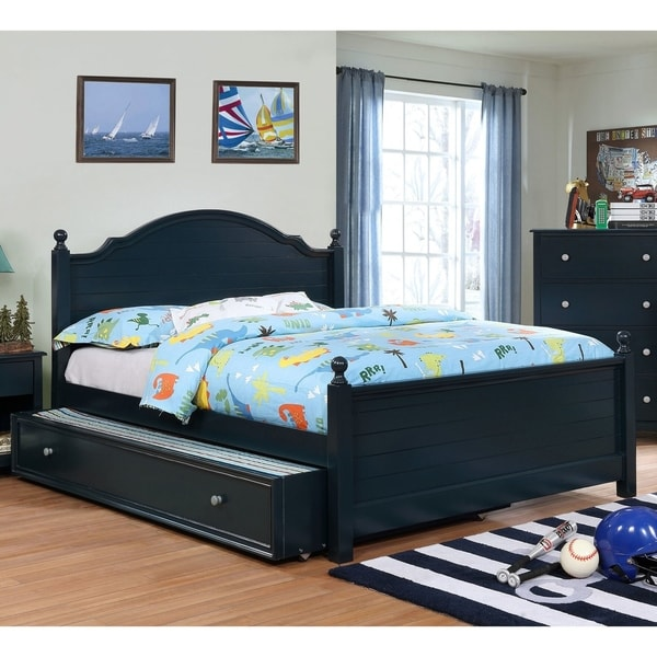 Taylor & Olive Cholla Four Poster Wood Bed. Opens flyout.