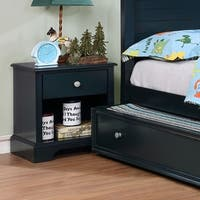 Furniture of America Danson Transitional 1-drawer Nightstand