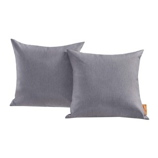 Gather Two Piece Outdoor Patio Pillow Set