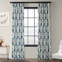 Exclusive Fabrics Duchess Printed Cotton Twill Curtain