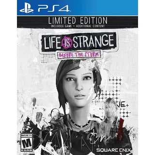 Square Enix LIFE IS STRANGE: BEFORE THE STORM STANDARD EDITION