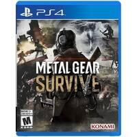 Konami Metal Gear Survive