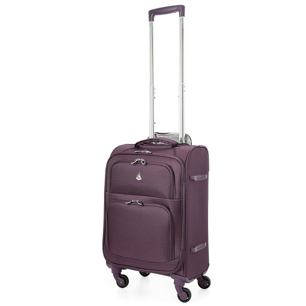 Shop Aerolite 22x14x9 Quot Carry On Max Upright Trolley Bags