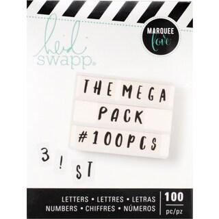 Heidi Swapp Mega Pack Lightbox Inserts 100/Pkg