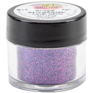 Art Glitter .008 Ultrafine Glitter .25oz