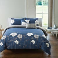 Adrien Lewis - Ophelia 5pc Microfiber Comforter Set