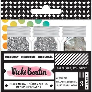 Vicki Boutin Mixed Media Mixology Accents .6oz 3/Pkg